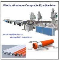 Wholesale PERT AL PERT  plastic aluminum pipe making machine China supplier from china suppliers
