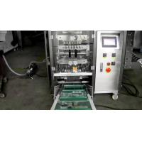 Quality Bright Color Automatic Liquid Packing Machine for oil / shampoo , 1 year Warranty for sale