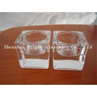 Wholesale High quality glass candle holder for decoration from china suppliers