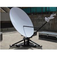Wholesale Interstellar 1.8m C and Ku band Flyaway Antenna / satellite communication antenna from china suppliers