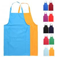 Wholesale Promotional Blank Apron for Custom Logo Design from china suppliers