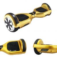 Wholesale Gold Mini 2 Wheel Electric Standing Scooter 250W Stand On Scooter With 2 Wheels from china suppliers
