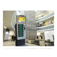 Wholesale Commercial Cell Phone Charging Station Kiosk , Secure Phone Charging Station from china suppliers