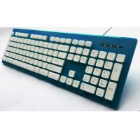 Wholesale ABS 104 Keys Computer Wired Gaming Keyboard , Mechanical Light Up Keyboard from china suppliers