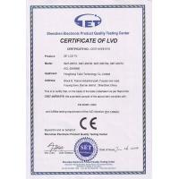 hongkong tailai technology co.,limited Certifications