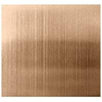 Wholesale Hairline Finish Rose Gold Ti-coating Colored Stainless Steel Plates Sheets from china suppliers
