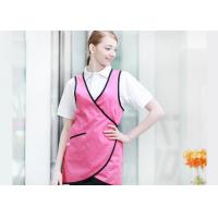 Unisex Vest Kitchen Cooking Aprons , Durable Adult Cooking Apron For Coffee Shop for sale