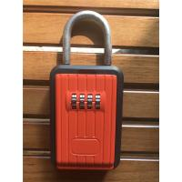 Wholesale Outdoor Car Combination Portable Key Lock Box Digit Dialing Type from china suppliers