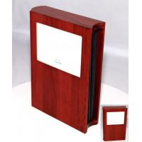 """Wholesale 2-4""""x6"""" Rosewood Photo Album from china suppliers"""
