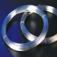 Wholesale Zinc Soft Flexible Galvanized Iron Wire , Electric Steel Wire Small Coils from china suppliers