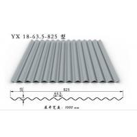 Wholesale Light weight Insulated galvanized sheet metal wall panels waterproof  825mm from china suppliers