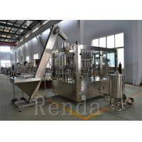 Wholesale Water Bottle Filling Machine / Mineral Water Pet Bottle Filling Machine Glass Bottle from china suppliers
