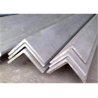 Wholesale Small Structural Steel Sections Galvanized Steel Equal Angle Hot Rolled Q235 from china suppliers