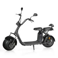 Buy cheap Hot Selling Adult Electric Motorcycle Lithium Battery 60V/20Ah Scooter Citycoco 2000w from wholesalers