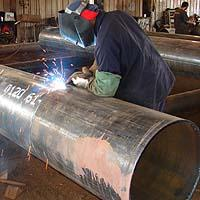 Wholesale Hot-Rolled Round Scaffolding Steel Pipes from china suppliers