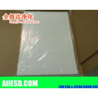 Wholesale Entrance disposable peelable cleanroom sticky mat/adhesive mat/tacky mat from china suppliers