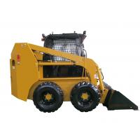 Wholesale Factory  direct price  wheel skid steer loader SL70 capacity 700kg, mechanical  control, Xinchai 490BPG engine (50hp), b from china suppliers