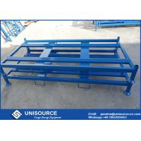 Wholesale High Strength Warehouse Tire Racks Foldable For TBR / PCR Tire Corrosion Protection from china suppliers