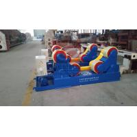 Wholesale 5 Ton Welding Self Aligning Vessel Turning Rolls Single Drive from china suppliers