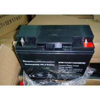 Wholesale 12v 17ah AGM Lead Acid Battery long life battery for ups inverter and security system from china suppliers