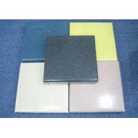 Glass Wool Fabric Wall Panels , Square Angle Fabric Acoustic Panels BT new pattern