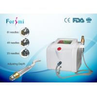 Wholesale RF microneedle / micro needle skin tightening machine / acne scar removal rf needle from china suppliers