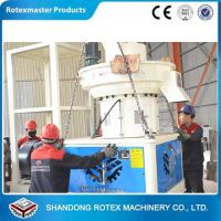 Wholesale Vertical ring die type good wood pelleting machine 600-800kg/h from china suppliers