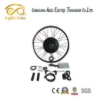 Wholesale Beach Cruiser Electric Hub Motor Kit 26A Controller 83% Efficiency from china suppliers