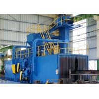 Wholesale H Beam Shot Blasting Machine For Steel Beam Structure Materials from china suppliers
