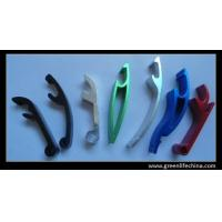 Wholesale Popular company logo printed hot selling USA market aluminum assorted color bottle openers from china suppliers