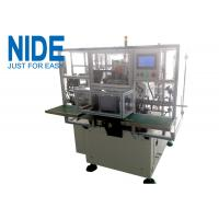 Wholesale NIDE upgraded model three stations stator winding machine with 2 poles from china suppliers