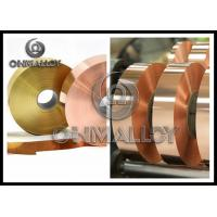 Wholesale 99.90 % Soft Commutators Pure Copper Strip Bright Surface Climate - Hardiness from china suppliers