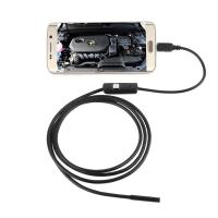 Wholesale usb endoscope waterproof inspection camera can connect phone and PC from china suppliers