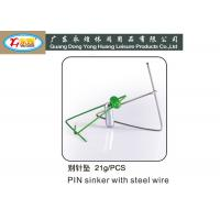 Wholesale 21G / PCS Fishing Net Lead Weights for crab with common size from china suppliers
