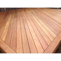 Wholesale smooth natural exotic teak terrace wood decking from china suppliers