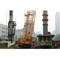 Wholesale Bored Pile Construction Equipment Hydraulic Rotators With Wired Remote Control Mode from china suppliers