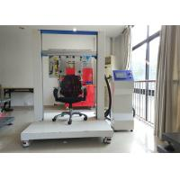 Buy cheap Furniture Laboratory Equipment For Seating Durability Testing With BIFMA X5.1 from wholesalers