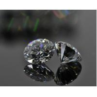 Quality DEF Color Moissanite Loose Gemstones 9mm Round Brilliant Cut VVS1 White for sale