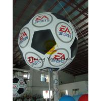 Wholesale PVC 1.8m Inflatable Lighting Balloon Digital Printing For Celebration from china suppliers