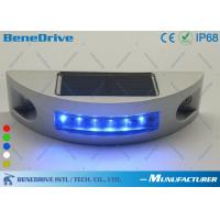 Wholesale Solar Powered LED Step Pathway Light Marine Dock Decking Decorative Lightings IP 68 from china suppliers