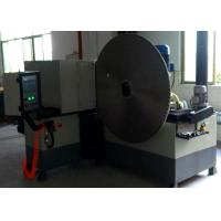 Buy cheap Automatic circular diamond saw blade segment teeth sharpening machine from wholesalers