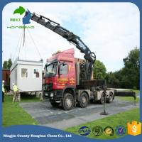 Buy cheap UHMWPE HDPE Engineering Plastic Heavy Duty  Factory Price Tree Clearance Floor Ground Mat UPE Plastic Sheet from wholesalers
