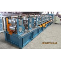 Quality Changeable Automatic CZ  Purlin Roll Forming Machine With ISO Quality System for sale
