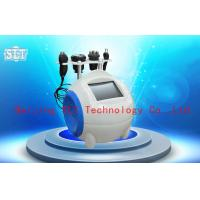 Wholesale Ultrasonic Cavitation Slimming Beauty Machine , Bipolar Radio Frequency For Eyes Treatment from china suppliers