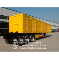 Wholesale Heavy duty and extra durability Container / cargo dump trailer from china suppliers
