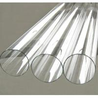Wholesale clear quartz glass tube one end closed for sale from china suppliers
