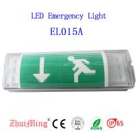 Quality Wall Surface Mounted Waterproof Emergency Light , LED Emergency Bulkhead Light IP 65 for sale