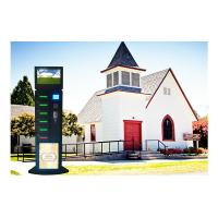 Buy cheap Fairs, events and shopping mall use public phone charge station from wholesalers