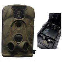 Buy cheap 12MP MMS Digital Scouting Camera,MMS/SMS/Email/Mobile via GSM from wholesalers