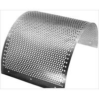 Wholesale stainless steel / aluminum Perforated Metal Plate mesh for filter from china suppliers